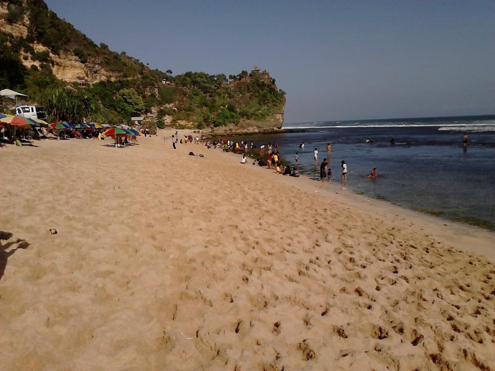 Duet Maut Pantai Pok Tunggal dan Pantai Indrayanti - Yogyakarta (2/6)