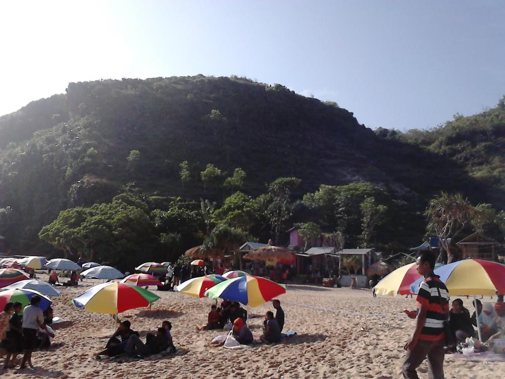 Duet Maut Pantai Pok Tunggal dan Pantai Indrayanti - Yogyakarta (4/6)