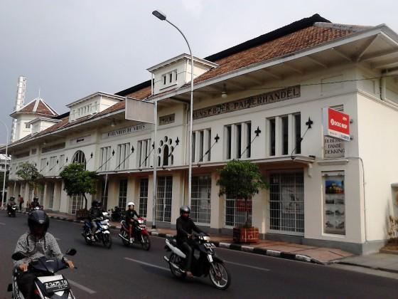 Gedung OCBC NISP, entah apa nama asli gedungnya