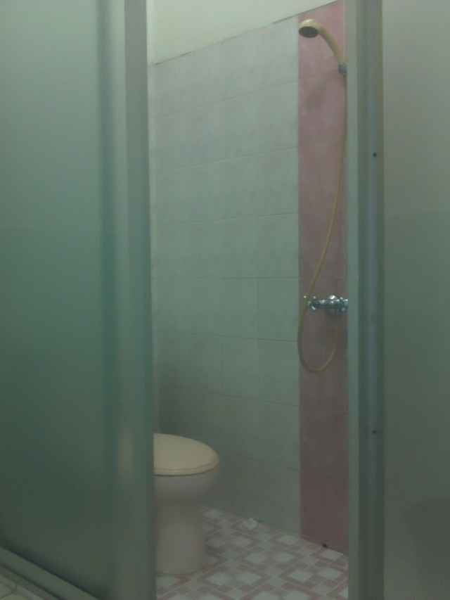 Shower dan WC