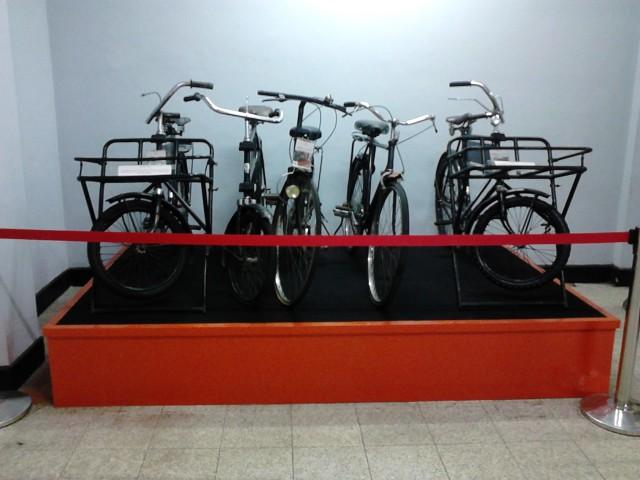 Jajaran sepeda klasik
