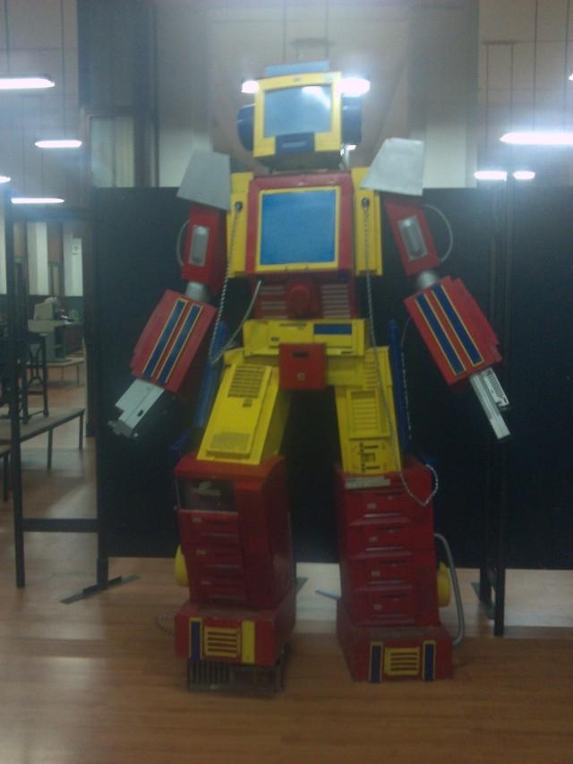 Robot Gedek
