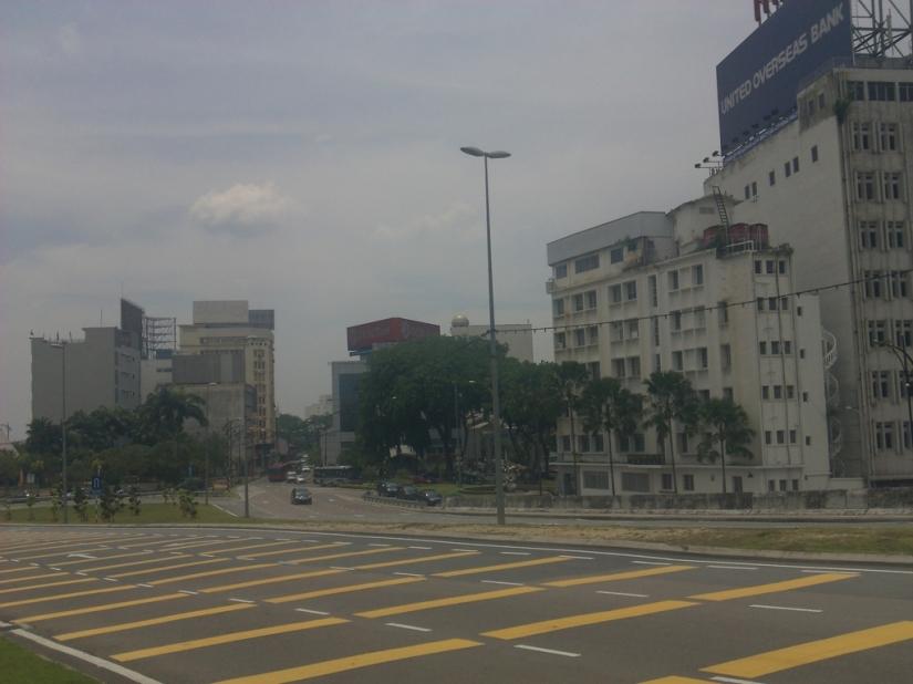 Jalanan Johor Bahru