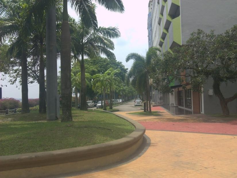 Boulevard by the bay - Johor Bahru