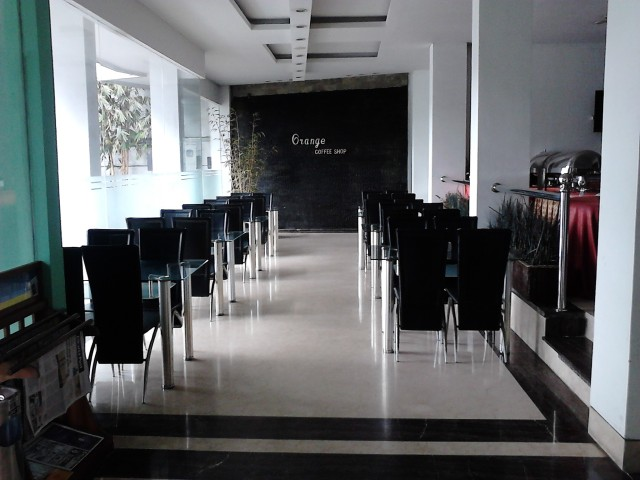 Orange Cafe - Naval Hotel
