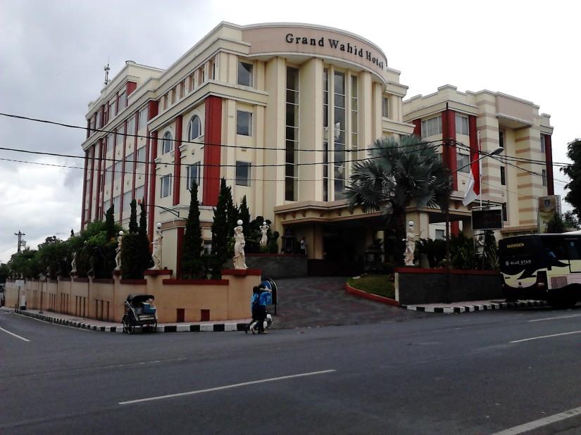 Hotel Grand Wahid - Salatiga