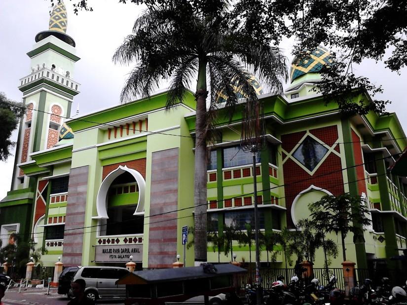 Masjid Raya Kota Salatiga