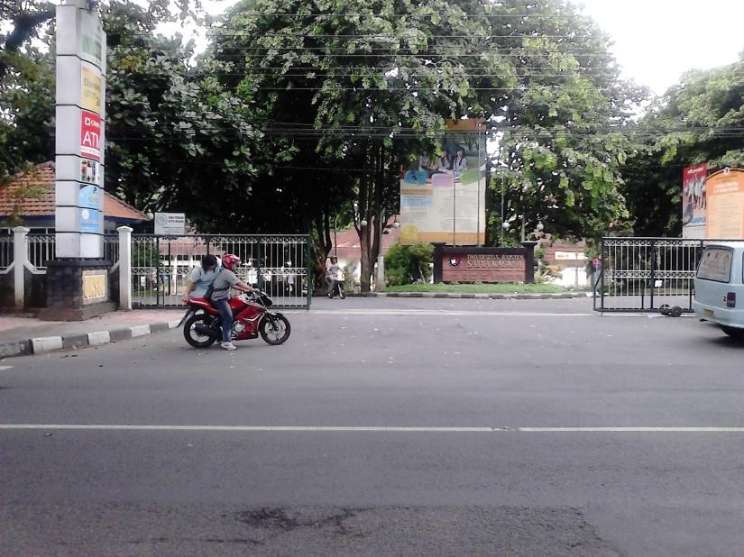 Kampus Universitas Kristen Satya Wacana