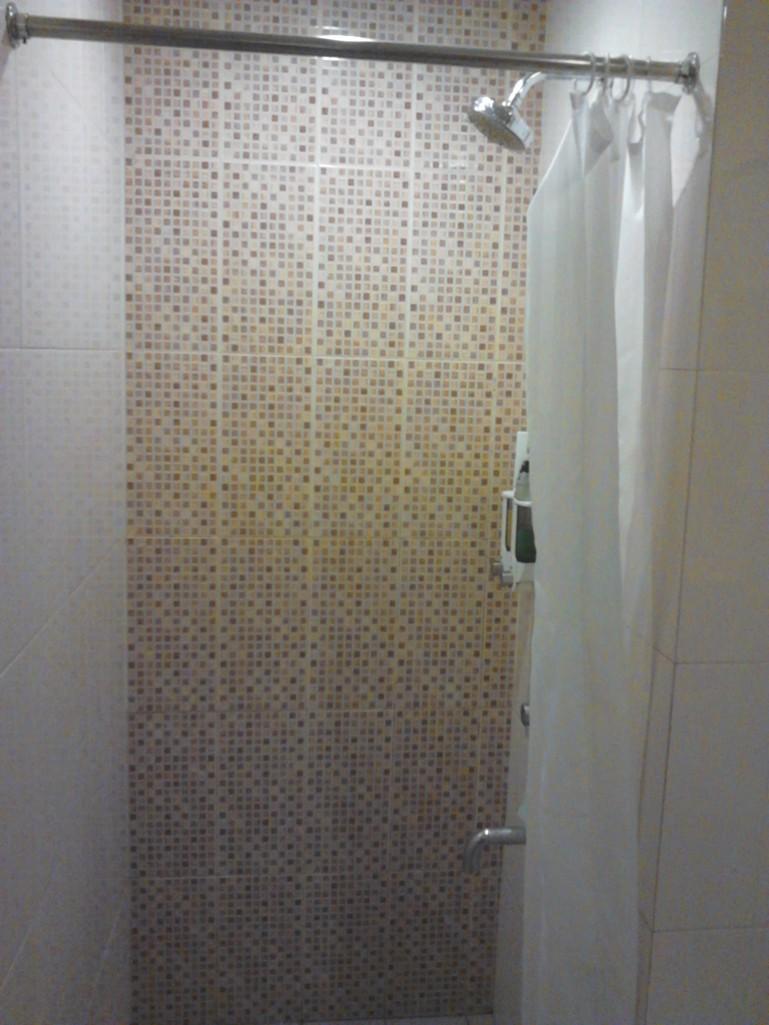Shower spot