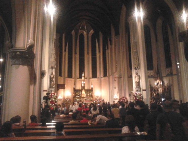 Altar Katedral
