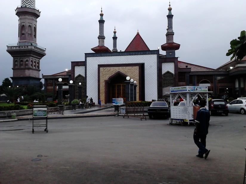 Masjid Agung Cirebon / Masjid At-Taqwa