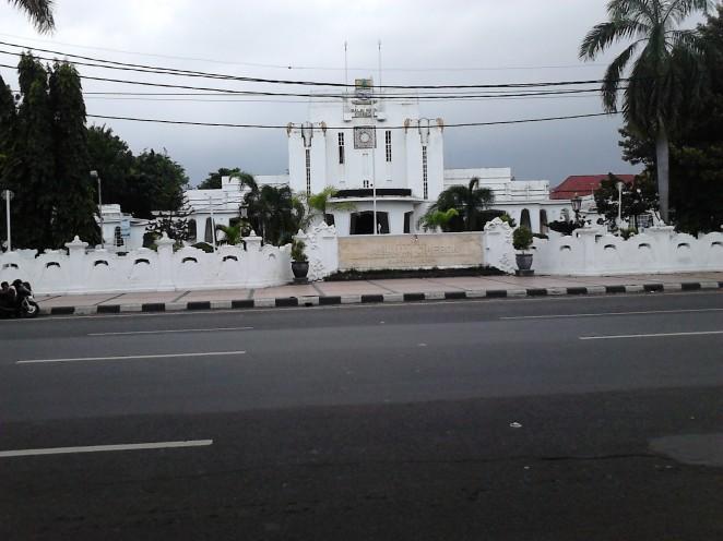 Gedung Balai Kota Cirebon