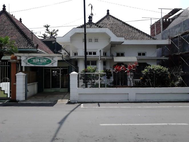 Rumah Batik Alun-Alun