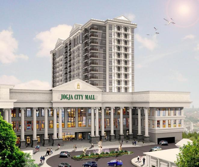 Jogja City Mall (JCM), Jl. Magelang km 6 (samping TVRI)