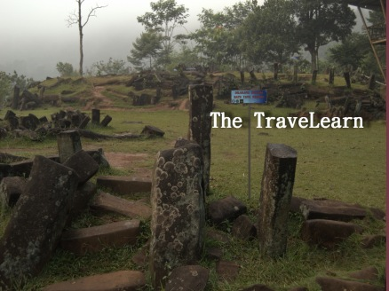 Puncak Situs Megalithikum Gunung Padang, Cianjur