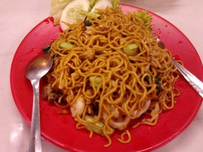 Mie Goreng Seafood