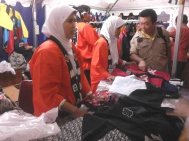 Hijabers on action