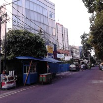 Hotel Alia dan SMP-SMA Mahatma Gandhi