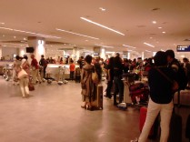Suasana di KLIA2 Airport