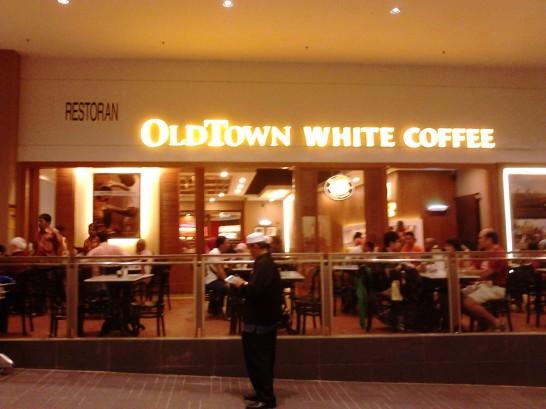 Oldtown White Coffee