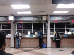 Kaunter tiket KTM Intercity