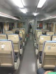 Interior di dalam KTM