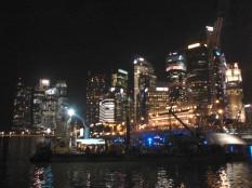 Skyscrapers at Marina Bay (1)