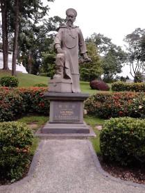 Lin Zexu statue