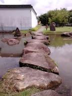 The rock bridge