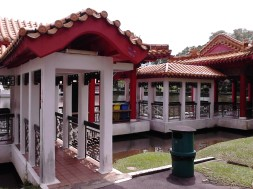Tea House Pavilion