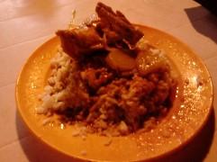 Nasi Ayam Gulai