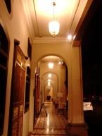 Melalui lorong Seven Terraces