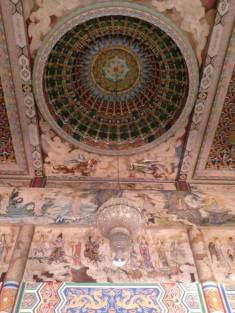 Artistic decorative ceiling