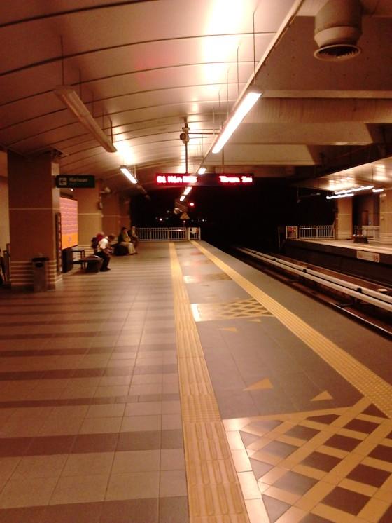 The LRT platform