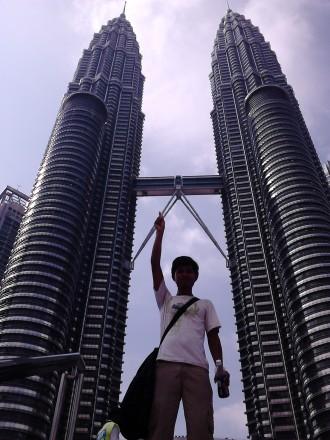 Sudah sah di Kuala Lumpur!