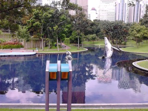 The pool 1