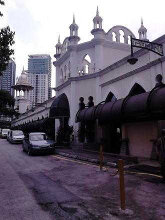 Stesen Keretapi Kuala Lumpur