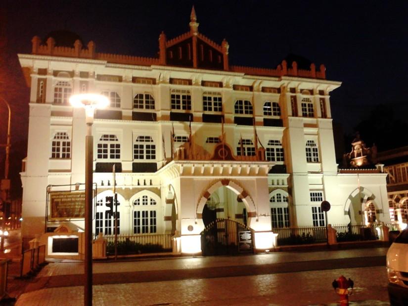 Muzium Serajah Nasional (National Sejarah Museum)