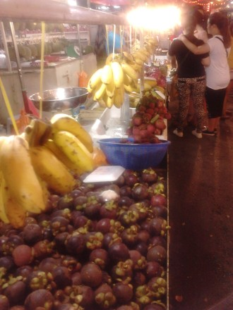 You will have various fruits here