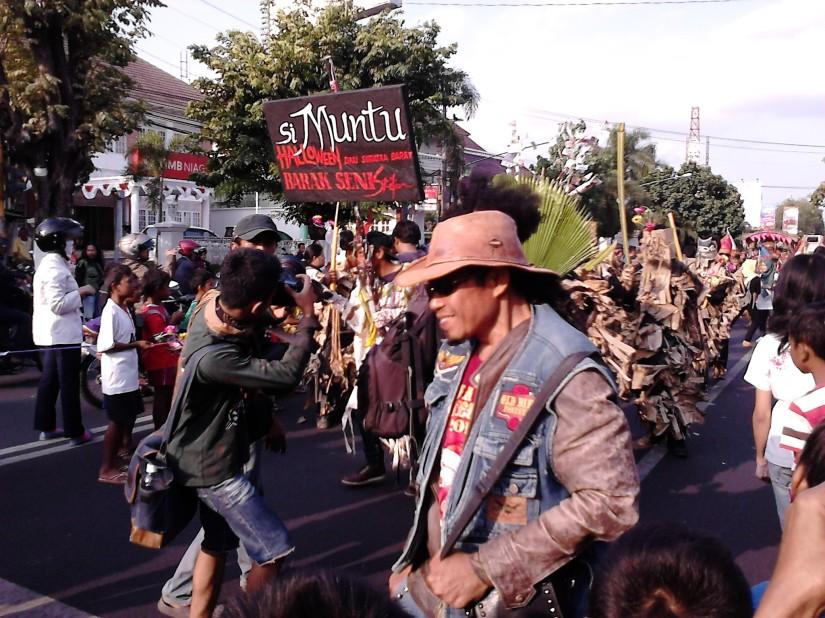 Si Muntu, Halloween dari Sumatera Barat