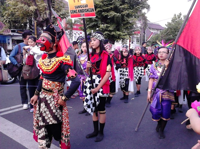 "Paguyuban Reog ""Trimo Lowung"" dari Semin, Gunung Kidul"
