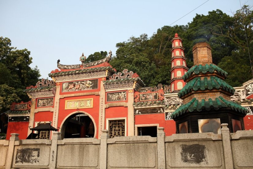 A Ma Temple. Source: panoramio