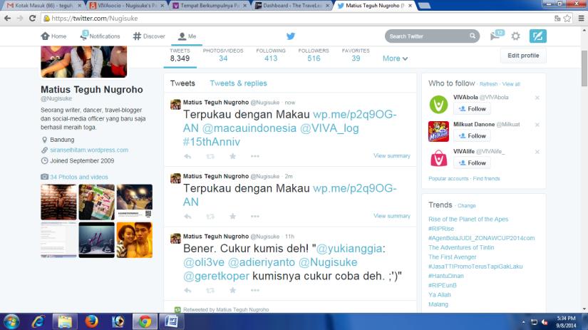 Bukti Screenshot