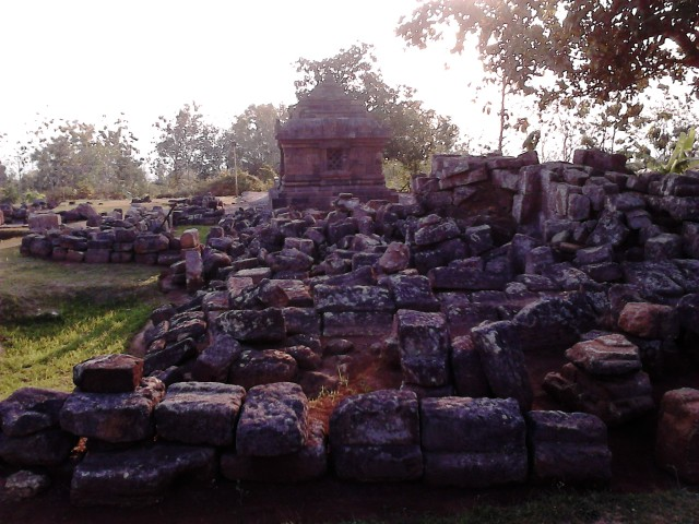Ruins of Candi Ijo