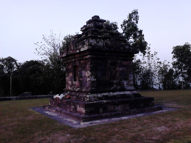 One of the 4 main temples