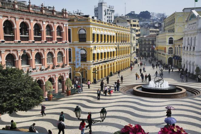 The Senado Square. Source: cina(dot)panduanwisata