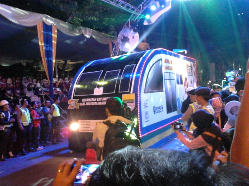 """Bandung Monorel"" - Kecamatan Batununggal"