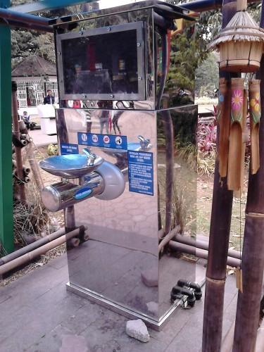 Air Siap Minum (ASM) di Balai Kota Bandung