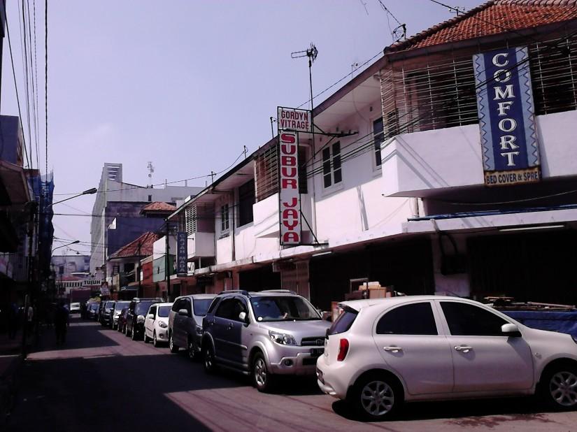 Jalan Alkatiri, Bandung
