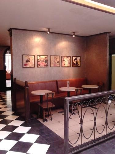 Sudut yang cantik, Gigglebox Cafe & Resto